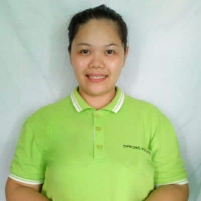 Richelle - Filipino Helper