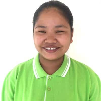 Roi Nu - Myanmar Helper