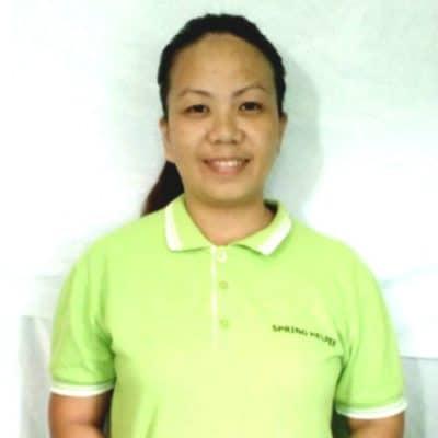 Rymie - Filipino Helper