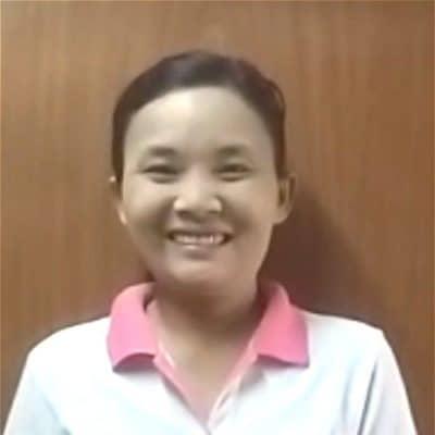 Thazin - Myanmar Helper